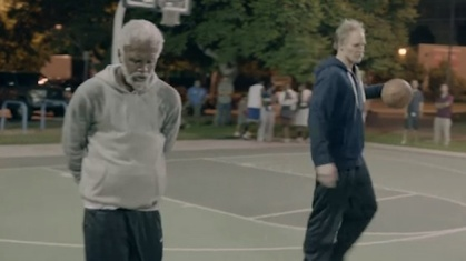 THE UNCLE DREW STREET BALL TEAM NEEDS TO EXIST IN A REAL NBA FRANCHISE! FIND NATE! FIND MAYA! IT HAS TO HAPPEN!