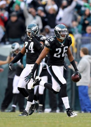 Corners Bradley Fletcher and Cary Williams quite frankly just aren't getting it done in the defensive secondary for the Philadelphia Eagles