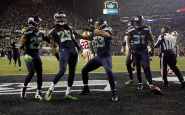 LOB and the rest of the Seattle defense will look to prove that defense wins back-to-back championships.